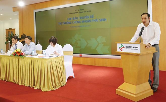 Dự cảm tương lai thị trường chứng khoán phái sinh Việt Nam