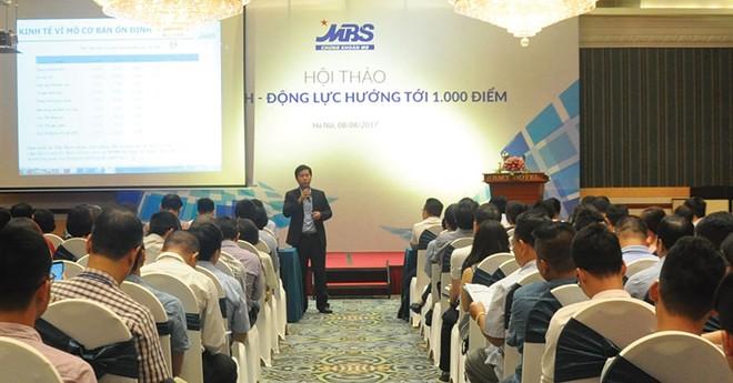 Kiên định một con đường, phát triển MBS bền vững