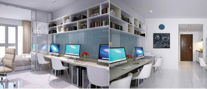 Mô hình văn phòng officetel phù hợp với đối tượng nào?