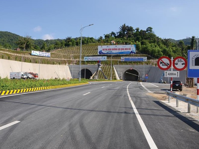 Dự án Hầm Đèo Cả: Thông hầm, mở cửa tương lai
