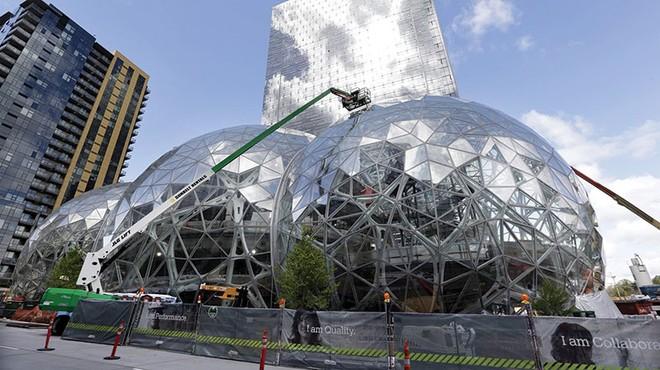 """Amazon """"khó thở"""" tại Seattle, các thành phố đua nhau mời gọi"""