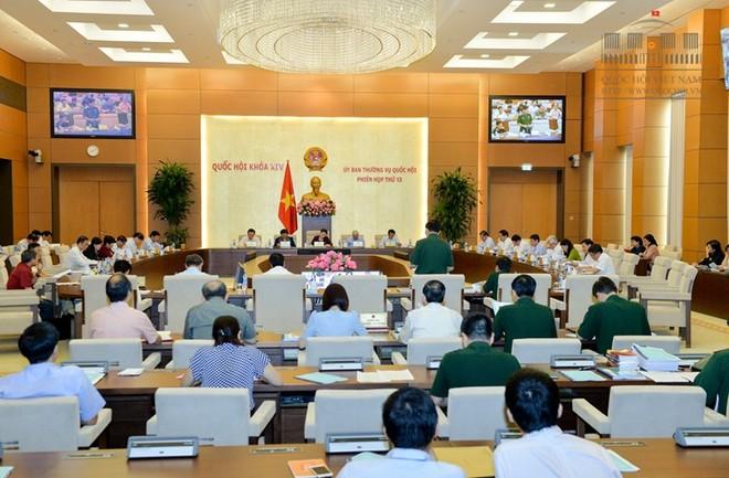 Thủ tướng phân công chuẩn bị phiên họp thứ 14 của Ủy ban Thường vụ Quốc hội