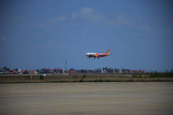 Vietnam Airlines mở lại đường bay Hà Nội-Tuy Hòa và ngược lại