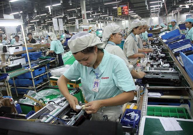 GDP tăng cả về lượng và chất