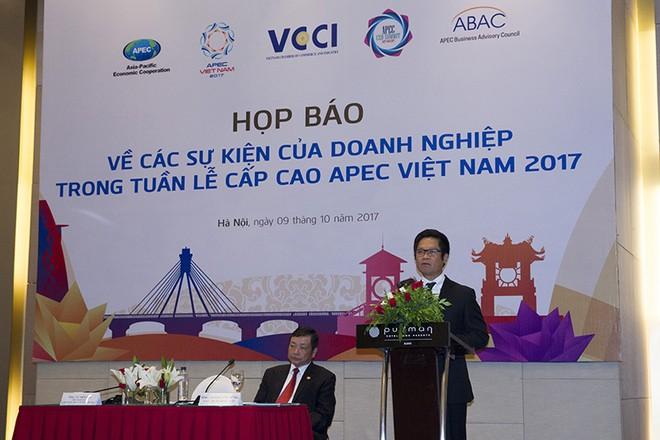 Hội nghị Thượng đỉnh Kinh doanh Việt Nam lần đầu tiên được tổ chức trong dịp APEC 2017