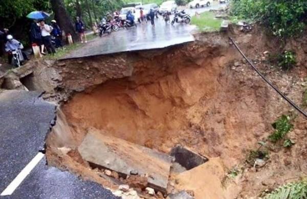 Hơn 10.000 điểm có nguy cơ sạt lở đất tại 10 tỉnh miền núi phía Bắc