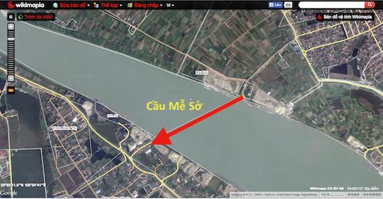 Đầu tư 4.881 tỷ đồng xây dựng cầu Mễ Sở vượt sông Hồng nối Hà Nội với Hưng Yên