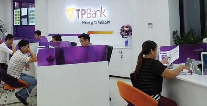TPBank dự kiến lãi ngàn tỷ đồng trong năm 2017