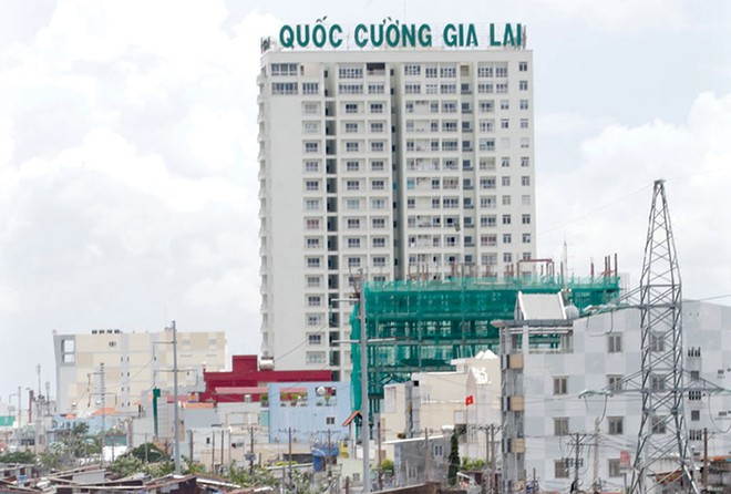 Quý III tích cực, vì sao cổ phiếu của Quốc Cường Gia Lai (QCG) vẫn rơi sàn?