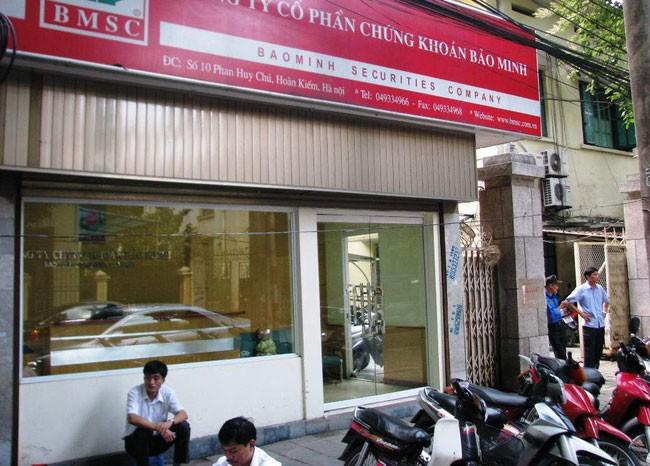 Chứng khoán Bảo Minh bị phạt nặng vì vượt rào