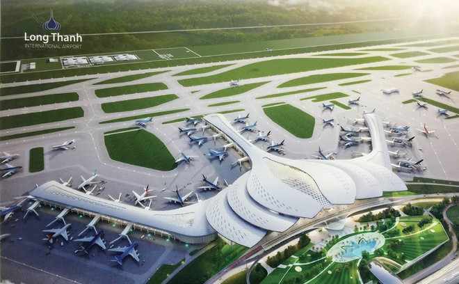 Nóng chuyện đẩy nhanh tiến độ Sân bay Long Thành
