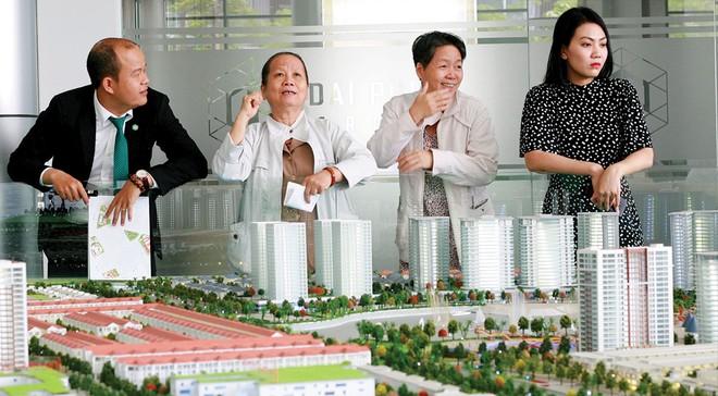 Sóng bất động sản sẽ về đâu?