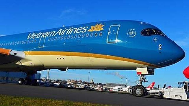 Vietnam Airlines tăng gần 300 chuyến bay dịp 30/4