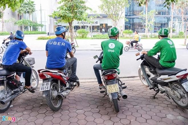 Grab mua lại Uber: Có dấu hiệu vi phạm Luật Cạnh tranh