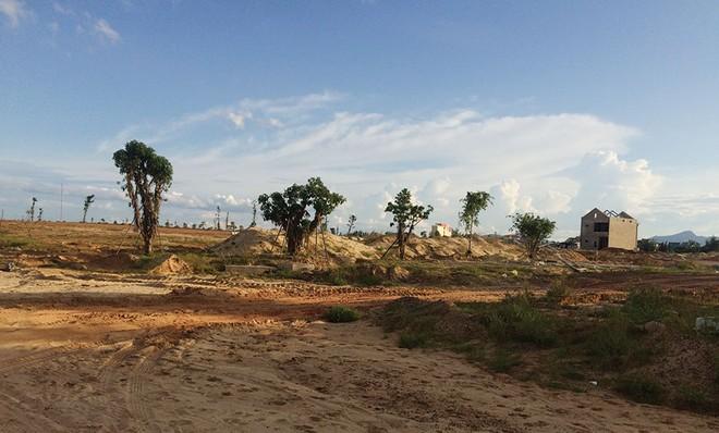 Quảng Bình, sân chơi mới của đại gia địa ốc
