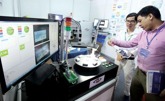 Các tập đoàn cung cấp giải pháp công nghệ đổ bộ vào Việt Nam