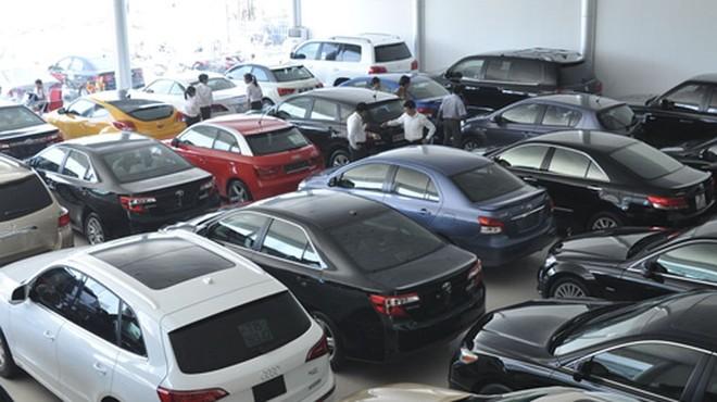 Giá trị ô tô nhập khẩu vào Việt Nam tăng vọt đầu 2018