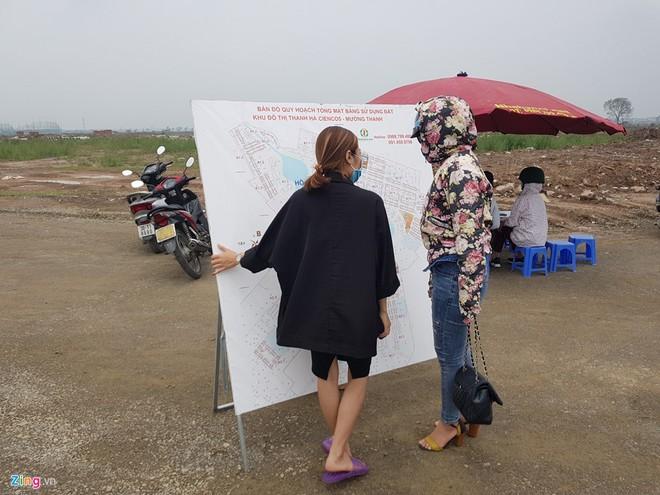 Cò thổi giá đất đô thị Thanh Hà: Đất biệt thự từ 18 triệu lên 45 triệu/m2