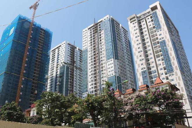 Lãi suất tín dụng địa ốc bắt đầu tăng