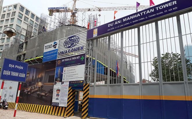 Cận cảnh 11 dự án bị đề xuất thu hồi ở quận Thanh Xuân