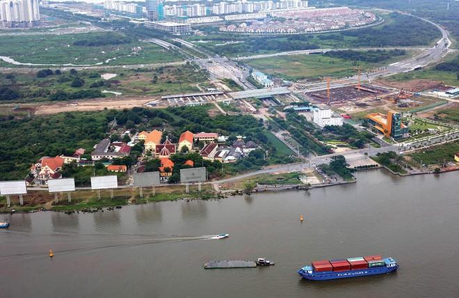 Các công trình trọng điểm chắp cánh cho bất động sản khu Đông