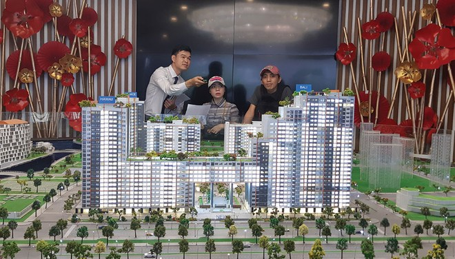 Trầm bổng thị trường bất động sản TP.HCM 6 tháng đầu năm