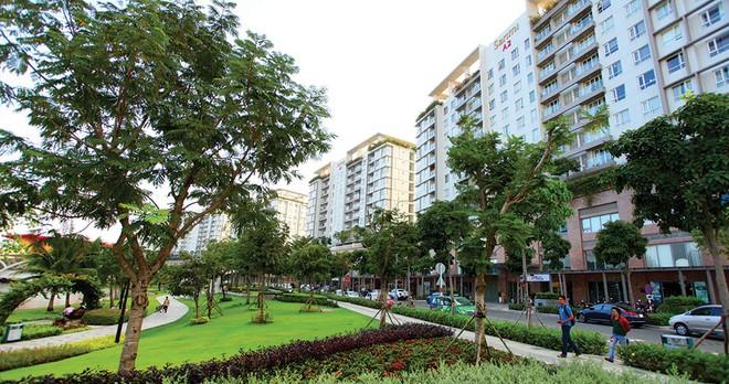 Thị trường căn hộ hoàn thiện và làn sóng ngầm tăng giá