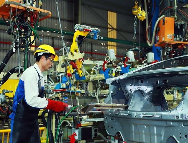 VDSC: Tăng trưởng GDP 2018 vẫn đạt 6,8%, dù kinh tế quý II giảm tốc