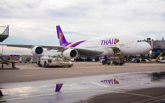 Hàng không giá rẻ Thái Lan áp đảo hàng không truyền thống ra sao?