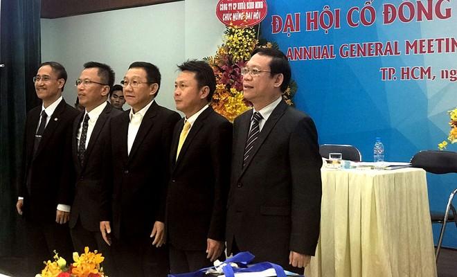 Đại hội cổ đông Nhựa Bình Minh: Cổ đông Thái có 3 ghế trong HĐQT nhiệm kỳ mới