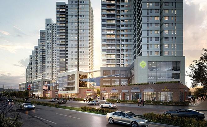 Trả trước 10% sở hữu căn hộ The Sun Avenue ngay sát Khu đô thị Thủ Thiêm