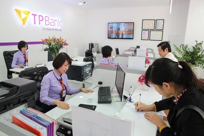 Quý I, TPBank đạt lợi nhuận 134 tỷ đồng
