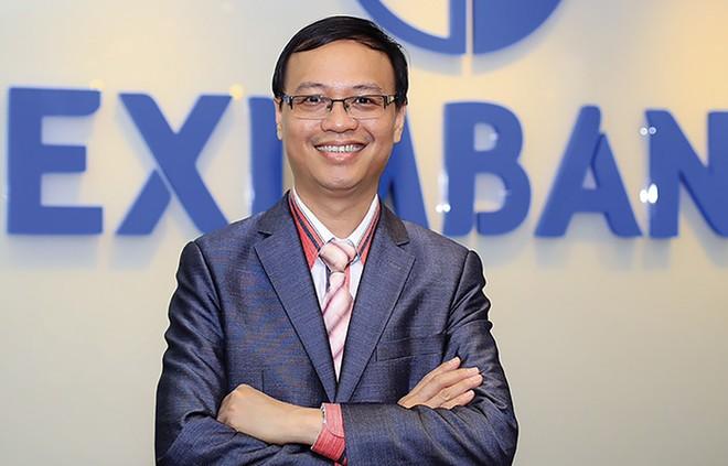"""CFO Eximbank: """"Eximbank sẽ đi vào quỹ đạo những ngân hàng tốp đầu từ năm 2016"""""""