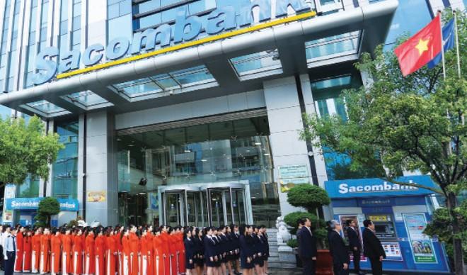 Sacombank: tăng trưởng an toàn - hiệu quả bền vững