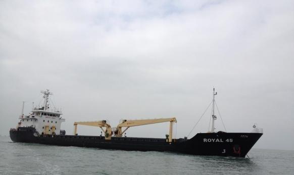 Tàu biển Việt Nam bị Singapore bắt giữ có nguy cơ bị phát mại
