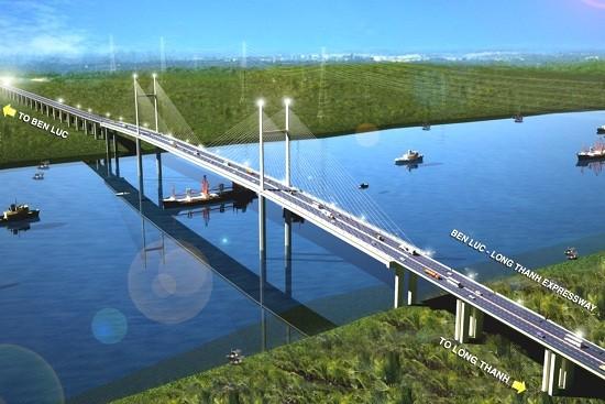 1 km cao tốc Bến Lức - Long Thành tốn 25,8 triệu USD