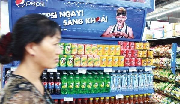 Đại gia nước ngoài thèm thuồng thị trường đồ uống Việt Nam