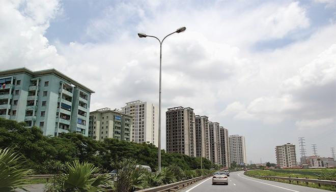 Thanh khoản thị trường bất động sản tăng gấp 3 lần