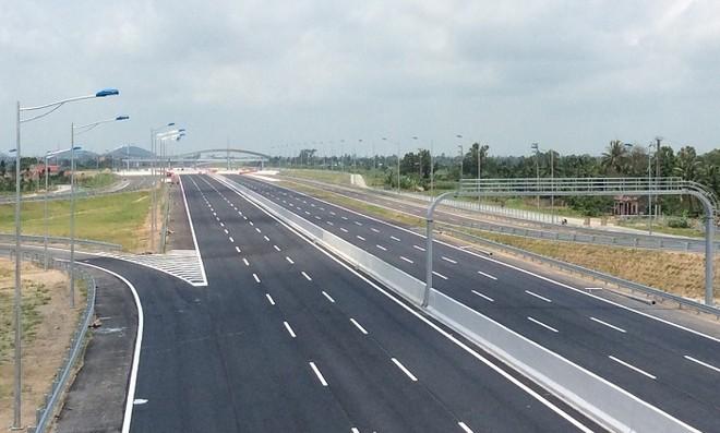 Đầu tháng 6/2015 sẽ chính thức thông xe đoạn tuyến đầu tiên cao tốc Hà Nội - Hải Phòng
