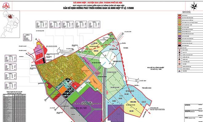 Dự án nhà ở thấp tầng Ninh Hiệp tranh cãi quanh việc chỉ định thầu