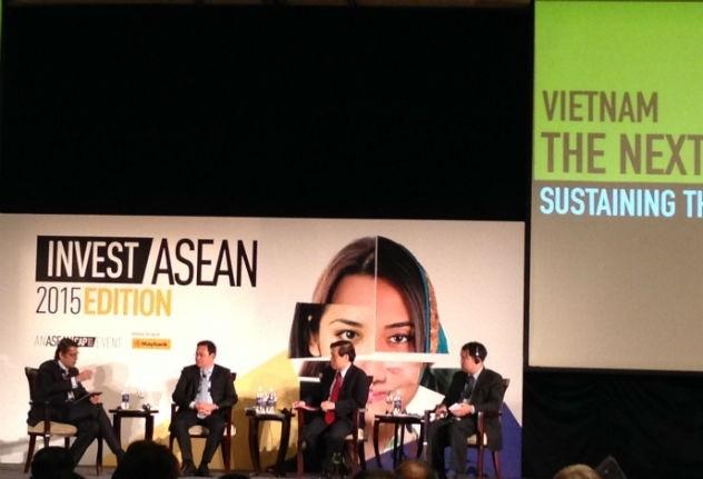 Hơn 100 quỹ đầu tư quản lý 5.000 tỷ USD tìm cơ hội đầu tư ở Việt Nam