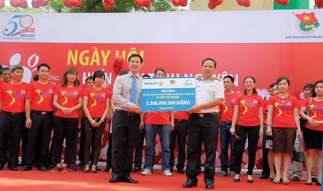 Bảo Việt - Khơi thông mọi nguồn lực, phát huy sức mạnh tổng thể