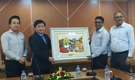Tập đoàn lớn thứ 3 của Ấn Độ cân nhắc đầu tư vào Việt Nam