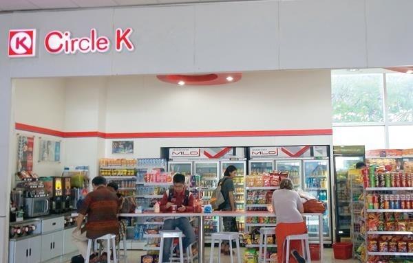 Cửa hàng tiện lợi, rộng cửa cho các doanh nghiệp