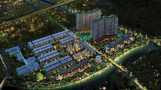 Bất động sản Nam Sài Gòn: Sức hút từ mô hình đô thị hiện đại