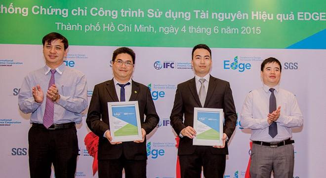"""The Ascent Dự án """"xanh"""" giữa bán đảo Thảo Điền"""