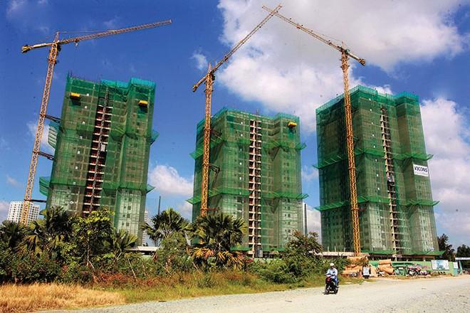 """Các dự án bất động sản """"nóng"""" cuộc đua kiến trúc"""