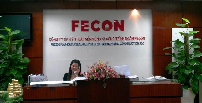 FECON trúng thầu dự án mới