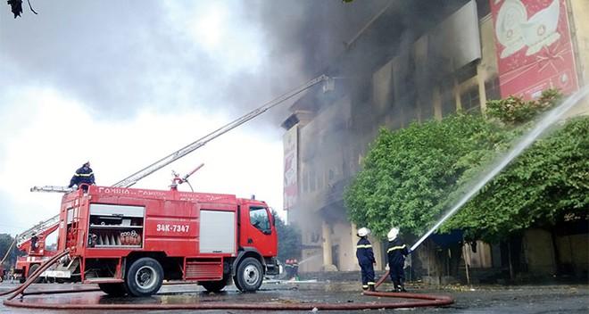 Nghịch lý trong mua bảo hiểm cháy nổ bắt buộc
