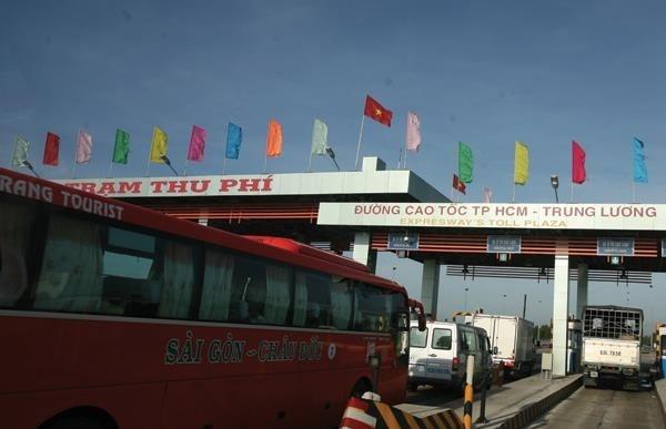 Mua quyền thu phí cao tốc TP.HCM - Trung Lương, nợ 900 tỷ đồng